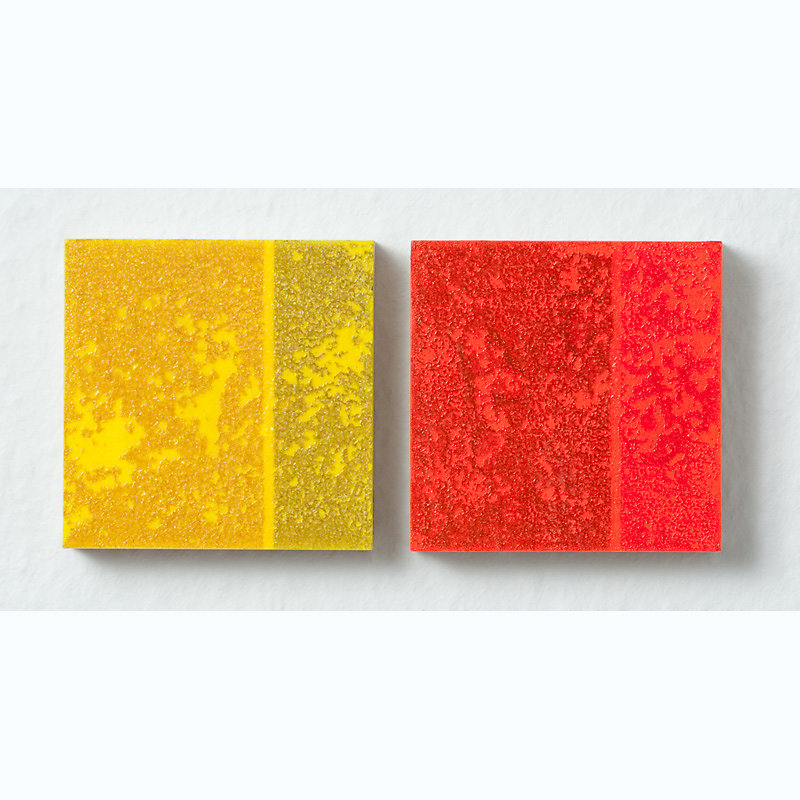 RS-Gelbrot Vibrant Yellow & Red